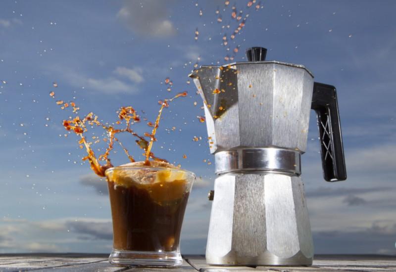 как молоть кофе для гейзерной